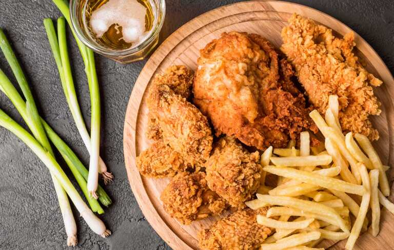 The best-fried chicken recipe ever
